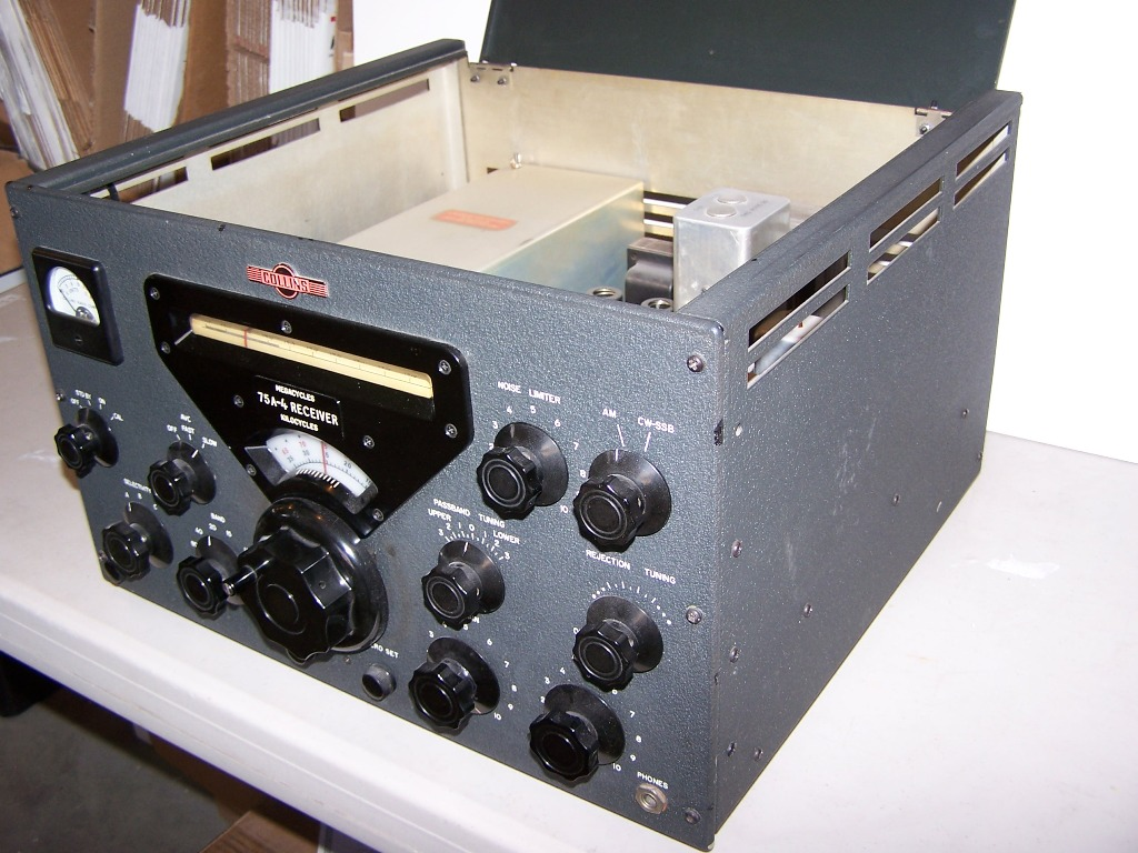 Radiodan used Henry amplifiers, ham radio, amateur radio, antennas, ...