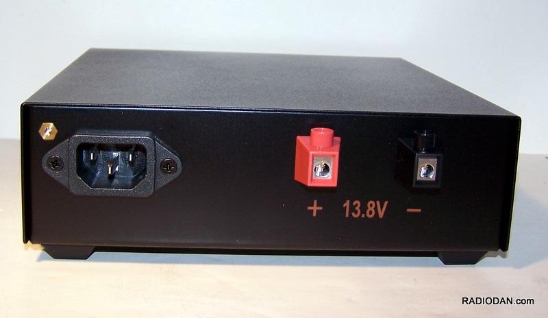 SAMLEX SEC-1223 13.8 vdc 25 amp DC power supply NEW   eBay